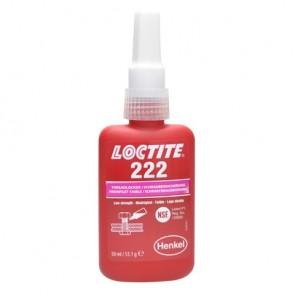 Loctite draadborgmiddel 222 - 50 ml