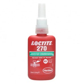 Loctite draadborgmiddel 270 - 50 ml