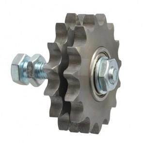 Rosta kettingspanwiel N 3/8-10 Duplex